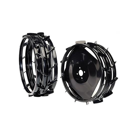 Bertolini Körmöskerék pár állítható szélesítő gyűrűvel 410 mm magasgaz-vágóhoz 68242001