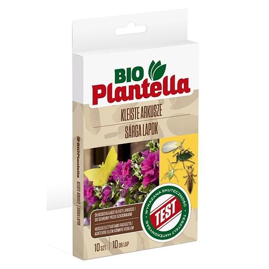 Bioplantella Sárgalap - Mini 10 Db/Csom. 40515