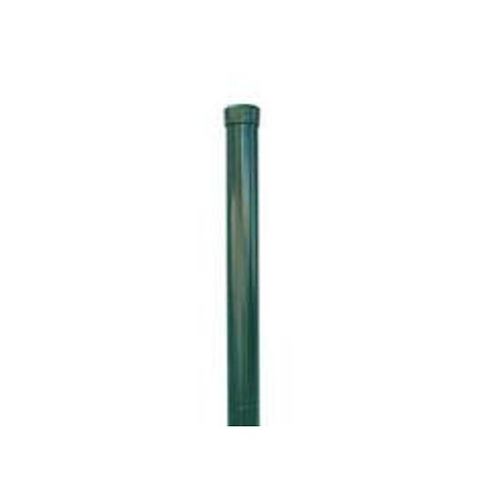 BPL oszlop 1750mm 38mm átmérő talp nélkül RAL6005
