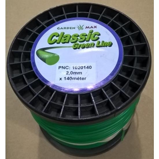 Damil Classic Green line - zöld kör 3x248m 1030248