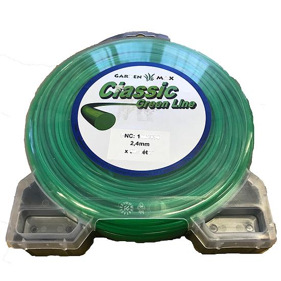 Damil Classic Green line - zöld kör 3x70m 1030070
