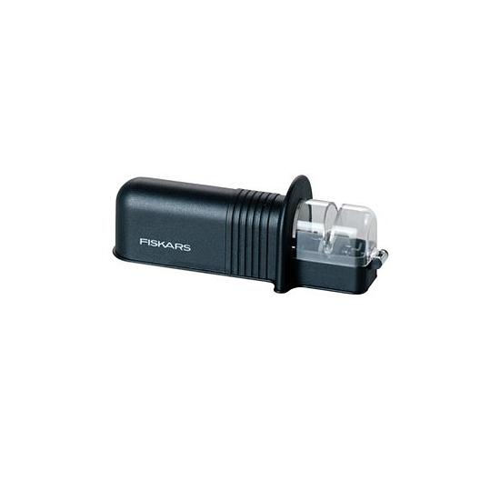 Fiskars Essential Roll-Sharp™ késélező, fekete - 1023811