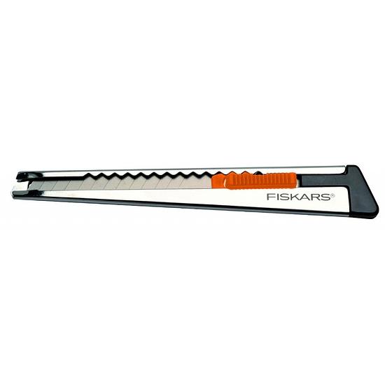 Fiskars Professzionális pengekés lapos, 9 mm - 1004619