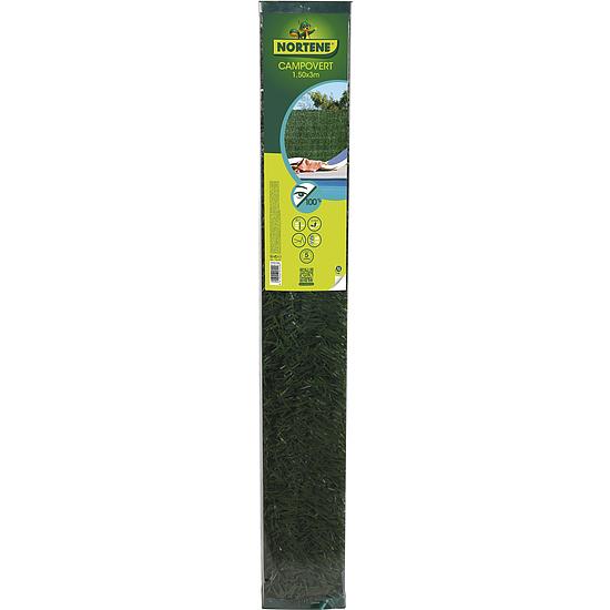 Nortene CAMPOVERT műsövény 100% - 1,5 x 3 m -  zöld - 174166