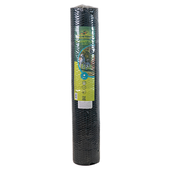 Nortene GALVANEX PLAST 13 drótháló, műanyag bevonattal - 1 x 25 m -  13 x 0,7/0,9 mm - 172635