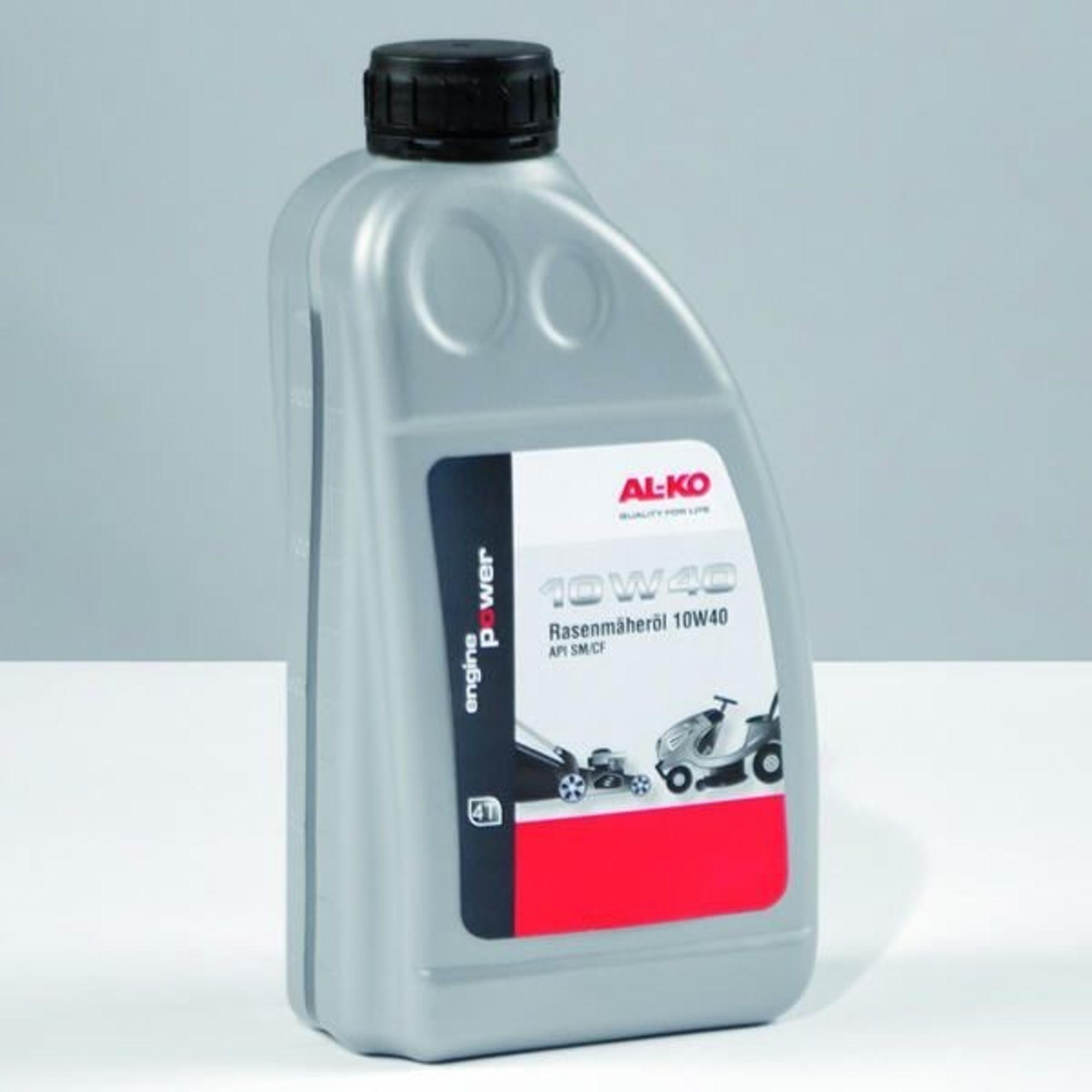 AL-KO fűnyírógép olaj 10W40 - 1,0 L 112901
