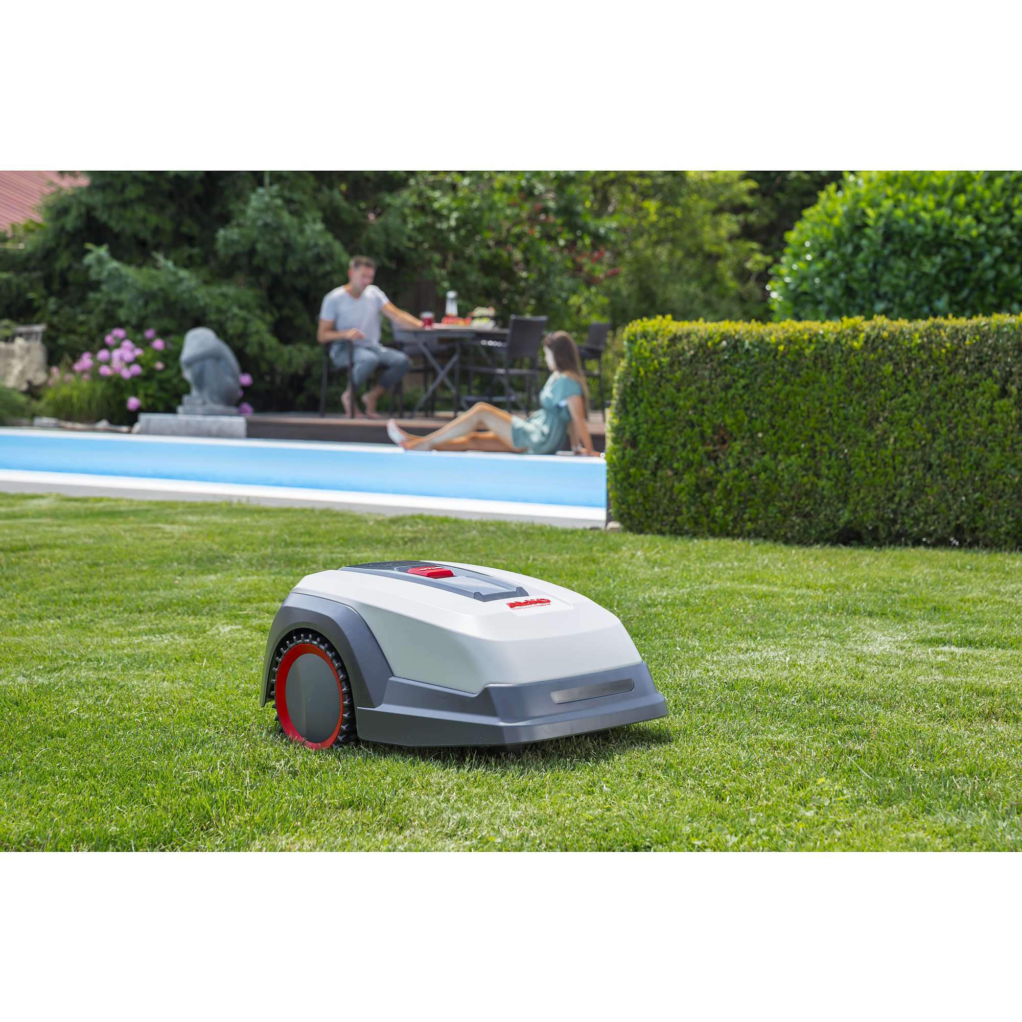 AL-KO Robotfűnyíró Robolinho 1150 W 119965