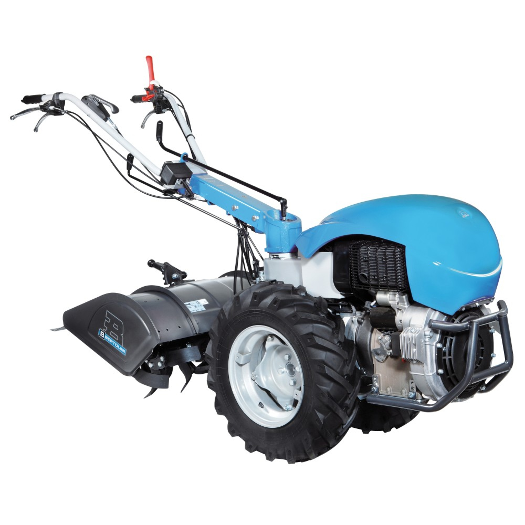 Bertolini Kultivátor Alapgép BT 417 S Kohler CH 395 OHV motorral 68339116EN