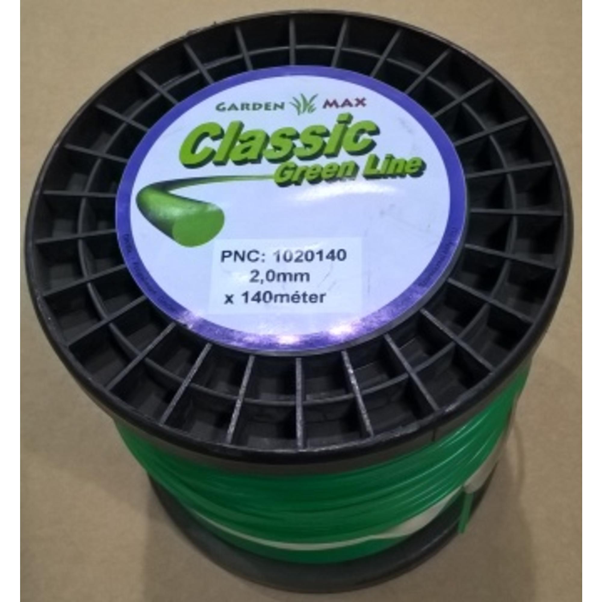 Damil Classic Green line - zöld kör 3x1240m 1030999