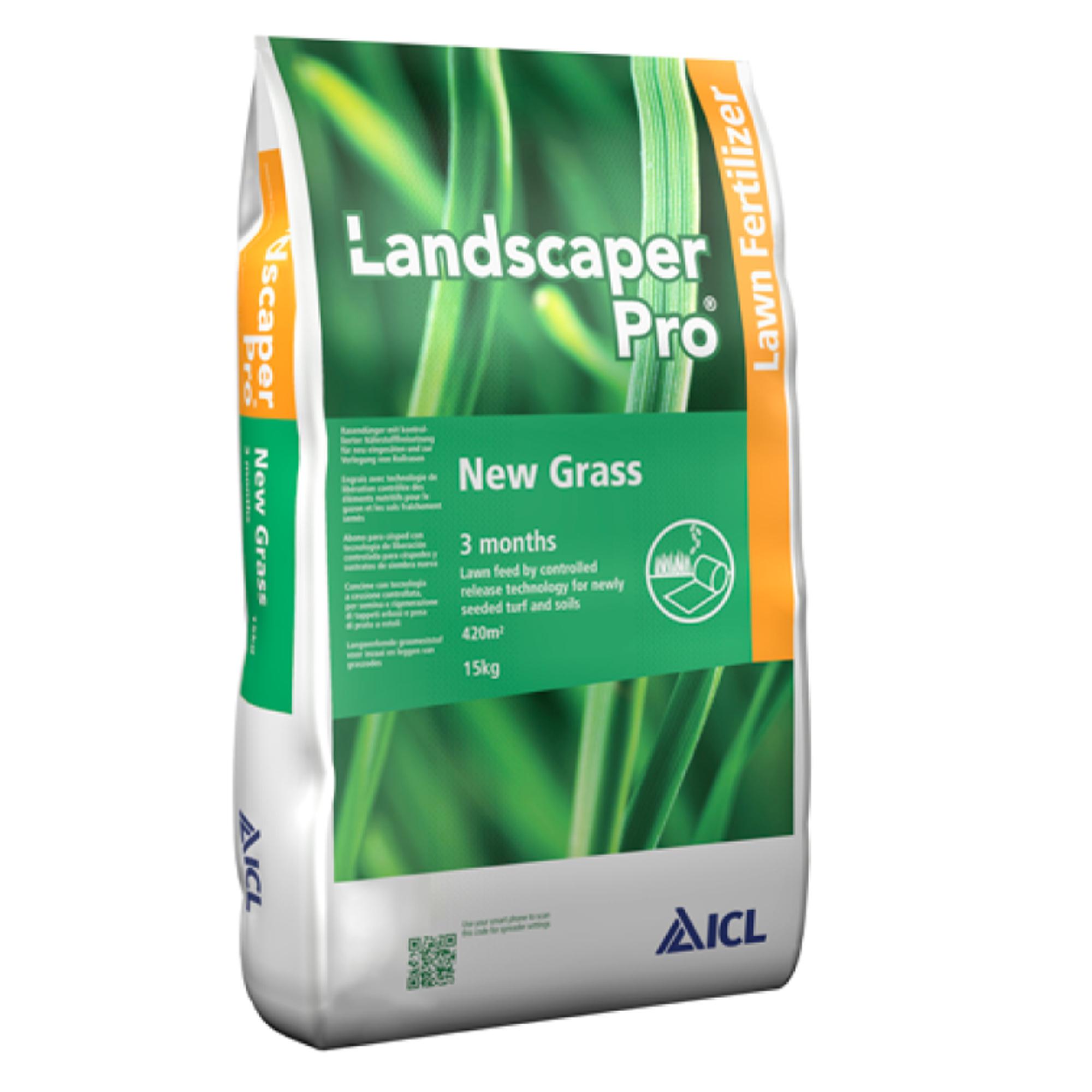 Landscaper Pro New Grass Gyepműtrágya 5807