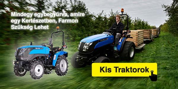 Kis traktorok