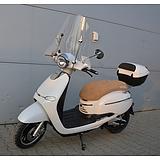 Elektromos robogó Citiwell Cruise Li-ion Fehér