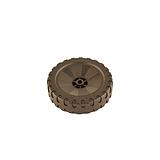 Fűnyíró kerék   adapterhez 15cm  műanyag 0001 9377
