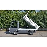 Gastone elektromos kisteherautó billenthető platóval
