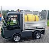 Gastone elektromos kisteherautó Öntözőrendszerrel