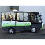 Geco elektromos kisbusz