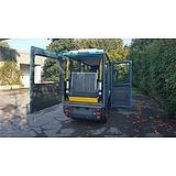 Geco elektromos kisbusz kerekesszékes platformmal