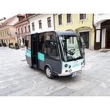 Grifo elektromos kisbusz