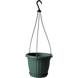Kaspó zöld 23cm-es