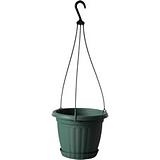 Kaspó zöld 26cm-es