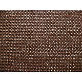 Kerítésháló 90 g/m2 Barna 1,5x10m