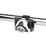 LEDLENSER B3 3xAAA 100 lm kerékpár lámpa fekete/fehér