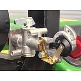 Légfék csatlakozó kistraktorhoz HW1