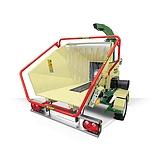 Negri BIO Ágaprító Traktor R280TN