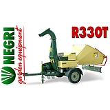 Negri BIO Ágaprító Traktor R330TN