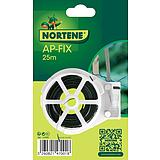 Nortene AP-FIX erősített műanyag kötöző - 2 mm x 100 m -  zöld - 147003