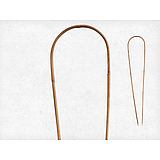 Nortene ARC BAMBOO ívelt bambuszkaró  - 0,6 m -  bambusz - 140837
