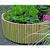 Nortene BAMBOO BORDER bambusz szegély - 0,35 x 1 m -  bambusz - 170041