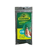 Nortene BRIDFIX gyorskötöző - 14 cm  -  barna - 2011892