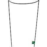Nortene CHELSEA félkör alakú növénykaró - 40 x 80 cm  -  zöld - 140724