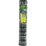 Nortene DECOMET 100 PVC bevonatos fémháló - 1 x 10 m -  100 x 75 x 2,2 mm - zöld - 172561
