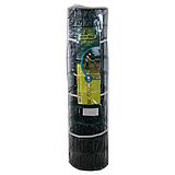 Nortene DECOMET 100 PVC bevonatos fémháló - 1 x 25 m -  100 x 75 x 2,2 mm - zöld - 172661