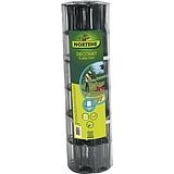 Nortene DECOMET 60 PVC bevonatos fémháló - 0,6 x 10 m -  100 x 75 x 2,2 mm - zöld - 172560
