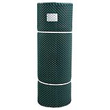 Nortene ESA műanyag baromfirács - 1 x 50 m -  15 x 15 mm - ezüst - 2008949