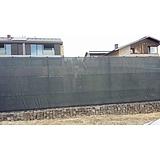 Nortene EXTRANET szőtt árnyékoló háló 80% - 1,5 x 10 m -  antracit - 2013595