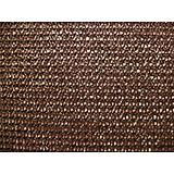 Nortene EXTRANET szőtt árnyékoló háló 80% - 2 x 10 m -  barna - 2012317