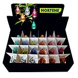Nortene FIREFLY színes, napelemes lámpás - ? 7 cm  -  vegyes - 2010164