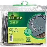 Nortene FIXSOL XL fém leszúró cölöp - 0,20 x 0,25  -  galvanizált - 140502
