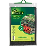 Nortene FRESAFILM 40µ LDPE talajtakaró fólia eperhez - 1,4 x 10 m -  fekete - 100050