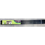 Nortene INTERBORD 45 szegély - 100 x 8 x 4,5 cm / 1 db szegély  -  fekete - 700000