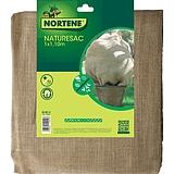 Nortene NATURESAC 300 g/m2 juta átteleltető zsák - 1 x 1,1  m -  barna - 110029
