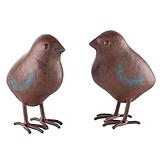 Nortene PITCHOON dekoratív kiscsibe  - 0,09 x 0,07 x 0,11 - barna - 2012067