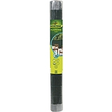 Nortene PLASTICANE OVAL ovális profilú műanyag nád, 13 mm, PVC - 1,5 x 3 m -  zöld - 2012172