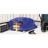 Nortene PROTEX 120 g/m2 LDPE erősített, vízhatlan takaróponyva - 4 x 6 m -  kék - 155046