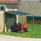 Nortene PROTEX 80 g/m2 erősített, vízhatlan takaróponyva - 4 x 6  m -  zöld - 211010
