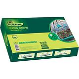Nortene RAPID GROW mini üvegház szellőzővel - 38 x 24 x 18 cm  -   - 160018